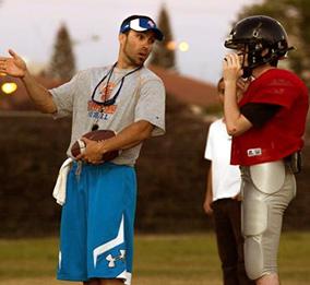 Coaching Football in Israel